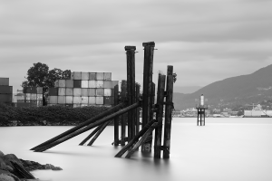 Pilings to Containers, 2015