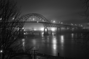 Bridges and Fogline, 2015